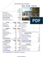 5790 Guilford - Performance Report
