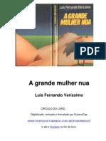 [LIVRO] Luis Fernando Veríssimo - A grande mulher nua