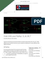 VHDL Code for Flipflop - D,JK,SR,T.pdf