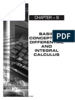 Basic Concepts of Differential and Integral Calculus  - caultimates.com