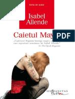 Allende, Isabel - Caietul Mayei v0.5