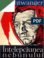 Feuchtwanger, Lion - Intelepciunea nebunului v0.5.docx
