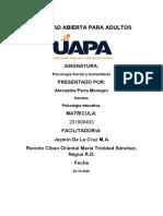 PSICOLOGIA SOCIAL COMUNITARIA 2DA TAREA (1)