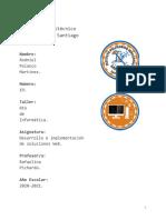 RODNIEL POLANCO MARTINEZ - Describe tecnologías y herramientas actuales para el desarrollo de aplicaciones Web (1)