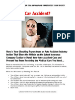 Shocking Truth About Car Accidents