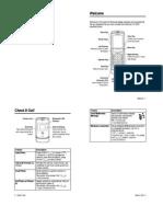 RAZR V3 Manual
