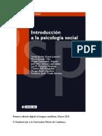 Introduccion a La Psicologia Social Tomas Ibanez