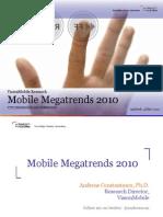 Mobile Megatrends 2010 (Visionmobile)