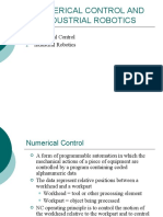 Chapter 7 Numerical Control and Industrial Robotics