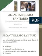 4. ALCANTARILLADO SANITARIO Diseño AANN 2020.pdf