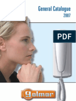 General catalog 2007
