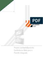 Projeto confweb@proinfo
