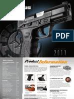 2011 Taurus Arms Catalog