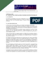 CONTRATOS DE PRESTACIONES DE SERVICIOS PROFESIONALES