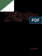 Zone Catalog