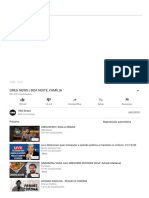 GREG NEWS _ BOA NOITE, FAMÍLIA - YouTube
