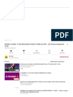 BRUNA LOUISE_ _É UM ORGASMO FAZER O PÚBLICO RIR_ - Alê Oliveira Responde #168 - YouTube