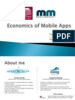 Economics of Mobile Apps v5