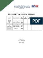 ACADEMIC-REPORT-(ICT SUBJ,ARTS AND DESIGN, INTRO TO WORLD)