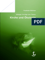 Kirche und Ökologie (Iglesia y Ecología)