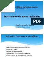Clase 2 Contaminacion hídrica
