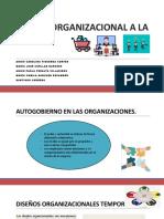 DISEÑO ORGANIZACIONAL A LA MEDIDA. PROCESOS ADMINISTRATIVOS-convertido