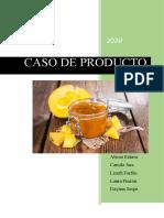 CASO DE PRODUCTO