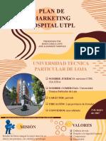 PLAN DE MARKETING HOSPITAL UTPL