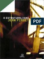 O Estruturalismo - Jean Piaget