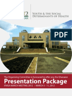 MM 2012 GHANA PRESENTATION PACKAGE