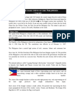 Get Some Basic Infos of the Philippines