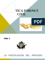 PRACTICA FORENCE CIVIL 2020-2
