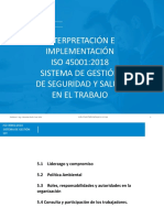 INTERPRETACIÓN-IMP ISO 45001- UNIV AGRARIA -07-11-2020