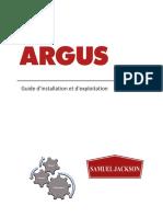 Guide Installation-Exploitation Argus_fr