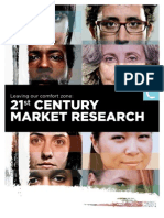 Whitepaper Market Research and Social Media in the 21st Century