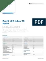 LED T8 8WATT