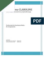 Plataforma CLAROLINE1