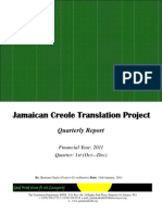 Jamaican Bible October to December 2010 Public Reportt