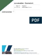 AActividad de puntos evaluables - Escenario 6 FISICA I