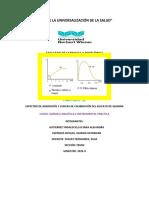 Informe n 11 Quimica Analitica Practica