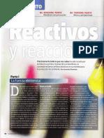 Reactivos y Reacciones_9º