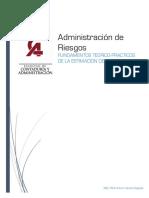 TEMA 2 FUNDAMENTOS TEORICO PRACTICOS DE LA ESTIMACICON DEL RIESGO