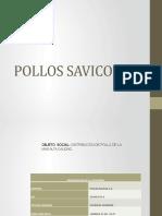 POLLOS SAVICOL SA