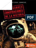 20 grandes conspiraciones de la - Santiago Camacho