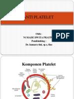 anti platelet dwt.pptx