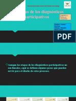 Las etapas de los diagnósticos participativos