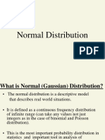 BS UNIT 2 Normal Distribution new