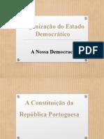 Organização do estado democrático