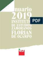 Riesco Chueca, Pascual (2020) Acción verbal y cultura campesina en los nombres de lugar zamoranos. Anuario 34, año 2019, Instituto de Estudios Zamoranos Florián de Ocampo, pp. 499-594.