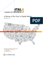 ComScore 2010 US Digital Year in Review